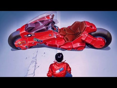 Akira Pursuit (Perturbator - Raining Steel) [AMV]