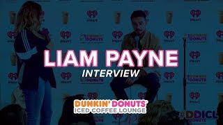 Liam Payne Says Working With J Balvin Was A