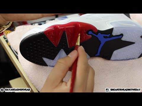Video Thumbnail of How To Dye Icey/Translucent Soles Tutorial!