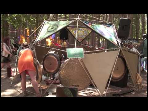 The Sonic Portal@Electric Forest Performed By relaxSonic!