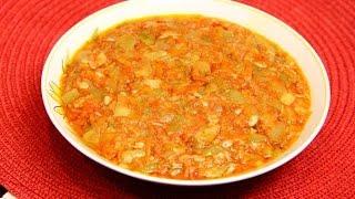 Очень вкусная икра из кабачков - простой рецепт