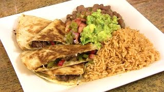 Chipotle Steak Quesadilla Recipe  Cooking With Carolyn