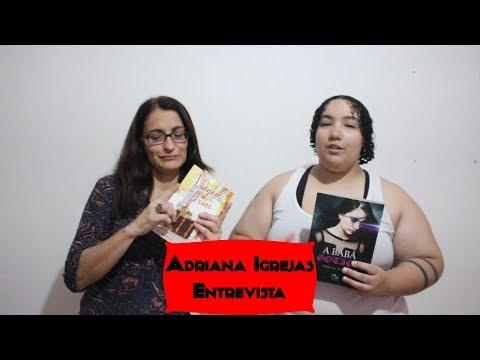Adriana Igrejas em: o novo conto!