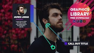 how to make call out titles premiere pro - Free video search