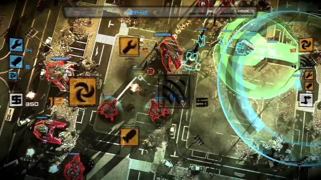 Anomaly: Warzone Earth Takes Aim On PlayStation 3