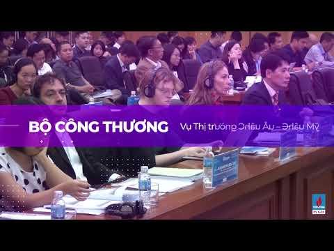 Trailer: Diễn đàn Thương mại Việt Nam - EU