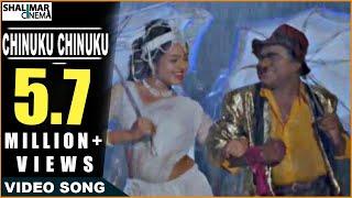Mayalodu Movie || Chinuku Chinuku Video Song || Rajendra Prasad || Soundarya || shalimarcinema