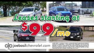 Joe Basil Chevrolet - Christmas in July! 2017