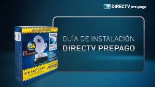 DIRECTV Prepago - Guía De Instalación