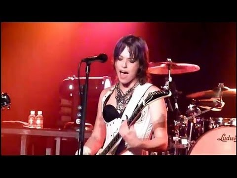 Halestorm - Bad Romance (Lady Gaga Cover) (Audio Official & Video Live) Mp3