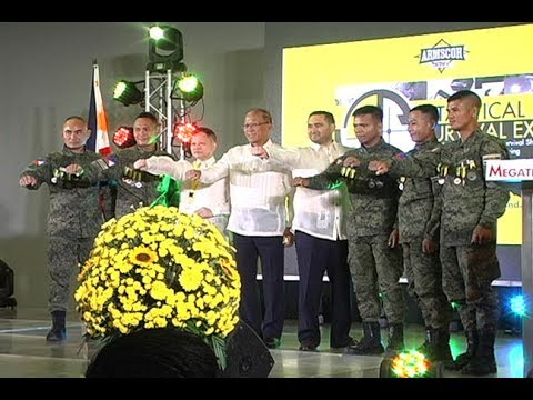 The 1st Armscor TACS Expo 2017