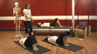 Osteoporosis by Upside-Down Pilates
