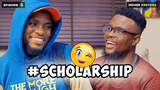 SCHOLARSHIP - EPISODE 6   HOUSE KEEPERS SERIES   MARK ANGEL COMEDY