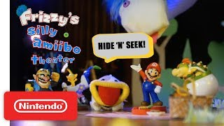 Bowser Jr. Plays Hide 'n' Seek! - Ep. 7 - Frizzy's Silly amiibo Theater | Play Nintendo