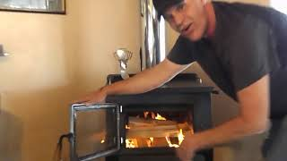 Final Project COM 225  HOW TO BUILD A FIRE IN A BLAZE KING WOOD-STOVE