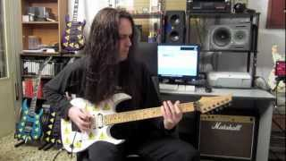 Guitar videos - DANIELE LIVERANI - Time To Leave