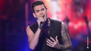 Matthew Garwood sings Mama | The Voice Australia 2014