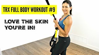 36 MINUTE TRX FULL BODY WORKOUT #9 by shortcircuits with Marsha