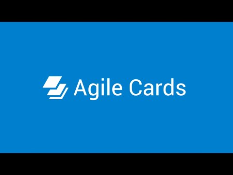 Watch the Agile Cards video