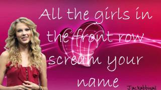 Taylor Swift-Superstar(Lyrics)