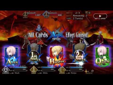 Fate/Grand Order (English) video
