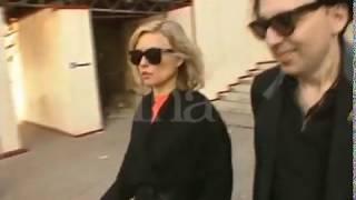 Debbie Harry In London 1989.French TV Crew Follow Debbie & Chris