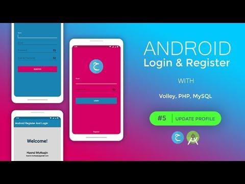 Simple Crud POST to Mysql Restfull API Android Using Fast