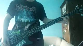 Descendents-Wendy(bass cover)
