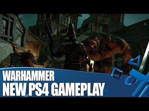 Видео № 1 из игры Warhammer: End Times - Vermintide [PS4]