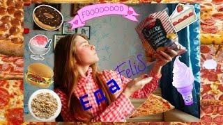 ⩥VLOG ǁ Еда и напитки ǁ Food & Drink⩤