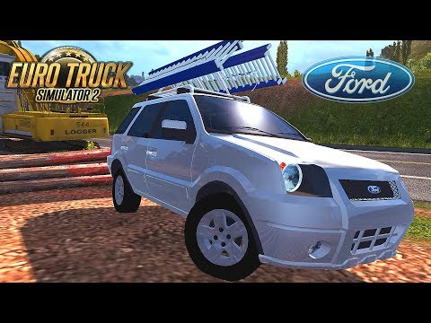 Ford EcoSport XLT 2008 - Euro Truck 2