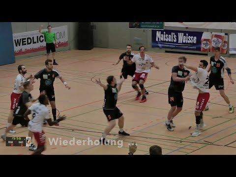 Handballregeln: zerrissenes Trikot ersetzen