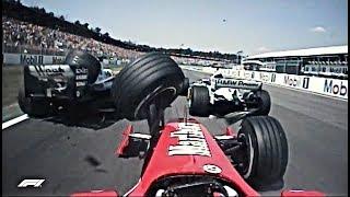5 Crazy Onboards | German Grand Prix