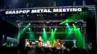36 Crazyfists - Felt Through A Phone Line Graspop 2008