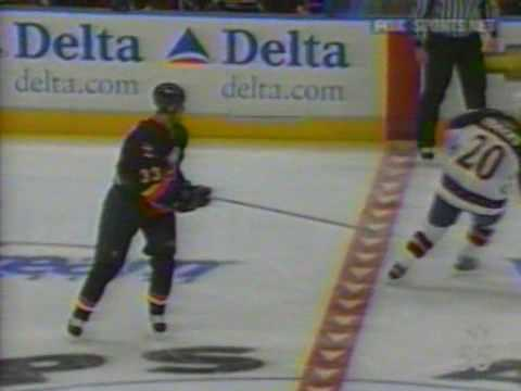 Jeff Odgers vs. Eric Cairns