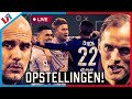 ? LIVE | Analyse Opstellingen CL Finale | Manchester City & Chelsea