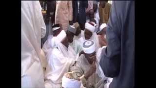Vice President Mohammad Namadi Sambo Attends Sayan Bashir Yuguda in Gusau