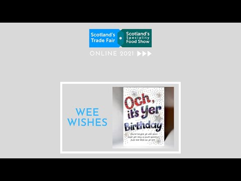 Wee Wishes - April Live Presentation