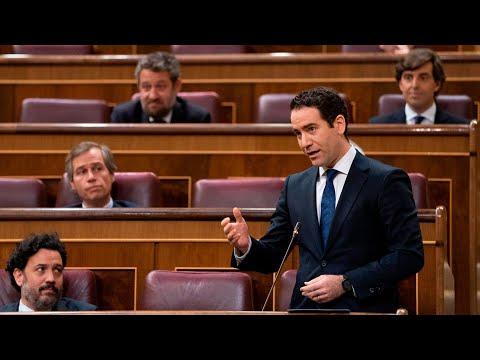 """García Egea: """"Si no saben las personas que han muerto, ¿cómo van a saber las que han salvado?"""""""