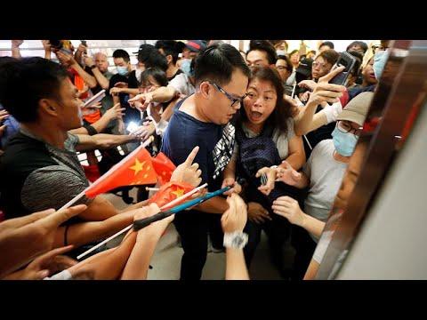 Wegschauen ist keine Option für Hongkong