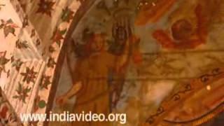 Murals- Cheriyapalli