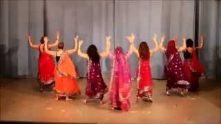 Bole Chudiyan Dance Mirrored Version