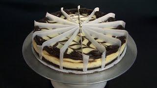 Chocolate Marble Truffle Cake | How It's Made