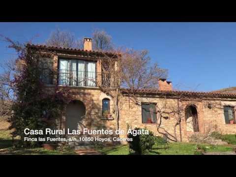 Casa Rural Las Fuentes de Ágata en Hoyos Cáceres