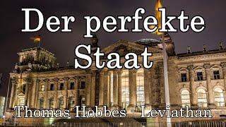 Die Perfekte Gesellschaft   Thomas Hobbes' Leviathan Einfach Erklärt | Let's Explain #11