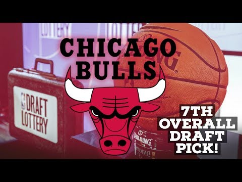Chicago Bulls End Up With 7th Overall Pick In 2019 NBA Draft Lottery! Reaction & Analysis!