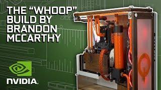 GeForce Garage - Brandon McCarthy's Whoop Build