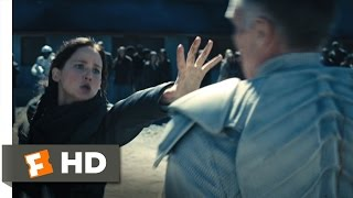 The Hunger Games: Catching Fire (2/12) Movie CLIP - The Peacekeepers (2013) HD