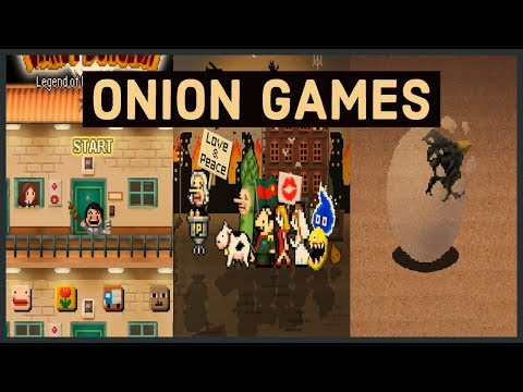 The Weird Brilliance of Onion Games | HM