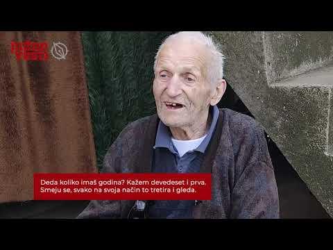 Vedar duh i lekarska nega pomogli 90-godišnjem deka Bogosavu da pobedi koronu